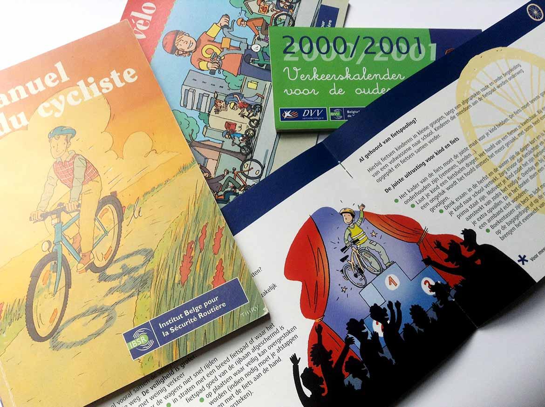 brochures diverses